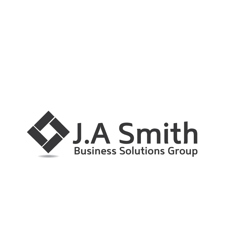 Logo Design by Subha Islam - Entry No. 59 in the Logo Design Contest J. A. Smith Business Solutions Group.