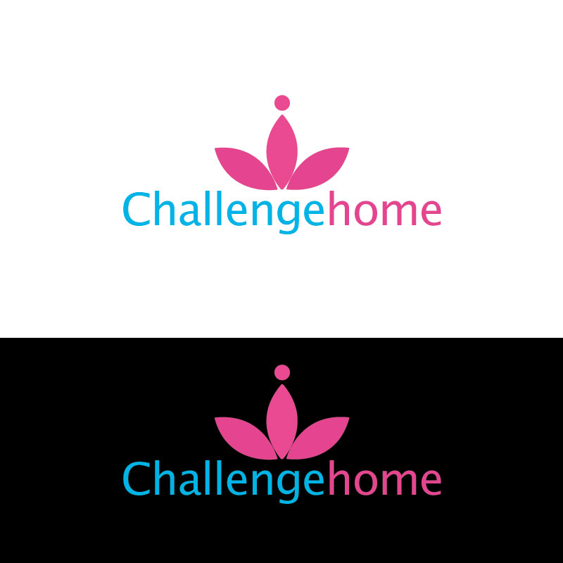 Logo Design by Private User - Entry No. 82 in the Logo Design Contest Unique Logo Design Wanted for Challenge Home.
