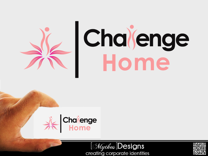 Logo Design by Mythos Designs - Entry No. 86 in the Logo Design Contest Unique Logo Design Wanted for Challenge Home.