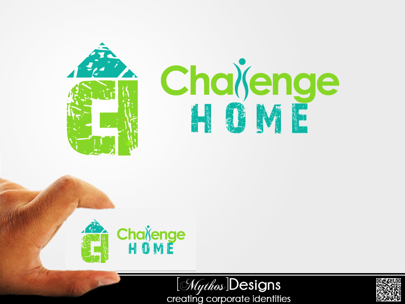 Logo Design by Mythos Designs - Entry No. 87 in the Logo Design Contest Unique Logo Design Wanted for Challenge Home.