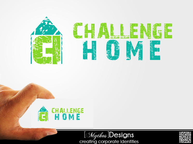 Logo Design by Mythos Designs - Entry No. 88 in the Logo Design Contest Unique Logo Design Wanted for Challenge Home.