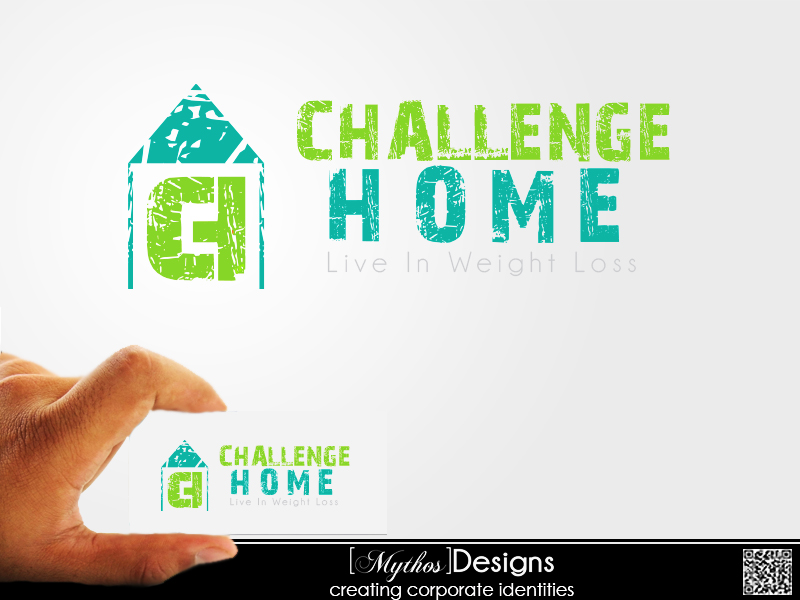 Logo Design by Mythos Designs - Entry No. 90 in the Logo Design Contest Unique Logo Design Wanted for Challenge Home.