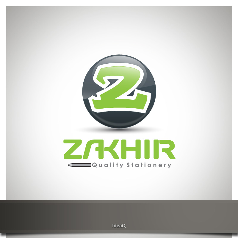 Logo Design by Private User - Entry No. 73 in the Logo Design Contest Zakhir Logo Design.