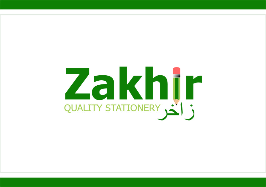Logo Design by RasYa Muhammad Athaya - Entry No. 77 in the Logo Design Contest Zakhir Logo Design.