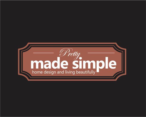 Logo Design by ronny - Entry No. 88 in the Logo Design Contest Pretty Made Simple Logo Design.