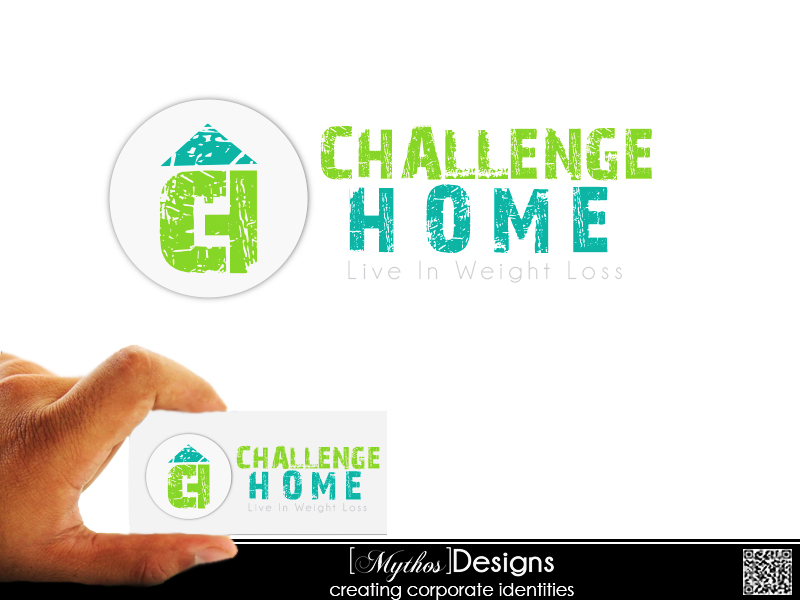 Logo Design by Mythos Designs - Entry No. 92 in the Logo Design Contest Unique Logo Design Wanted for Challenge Home.