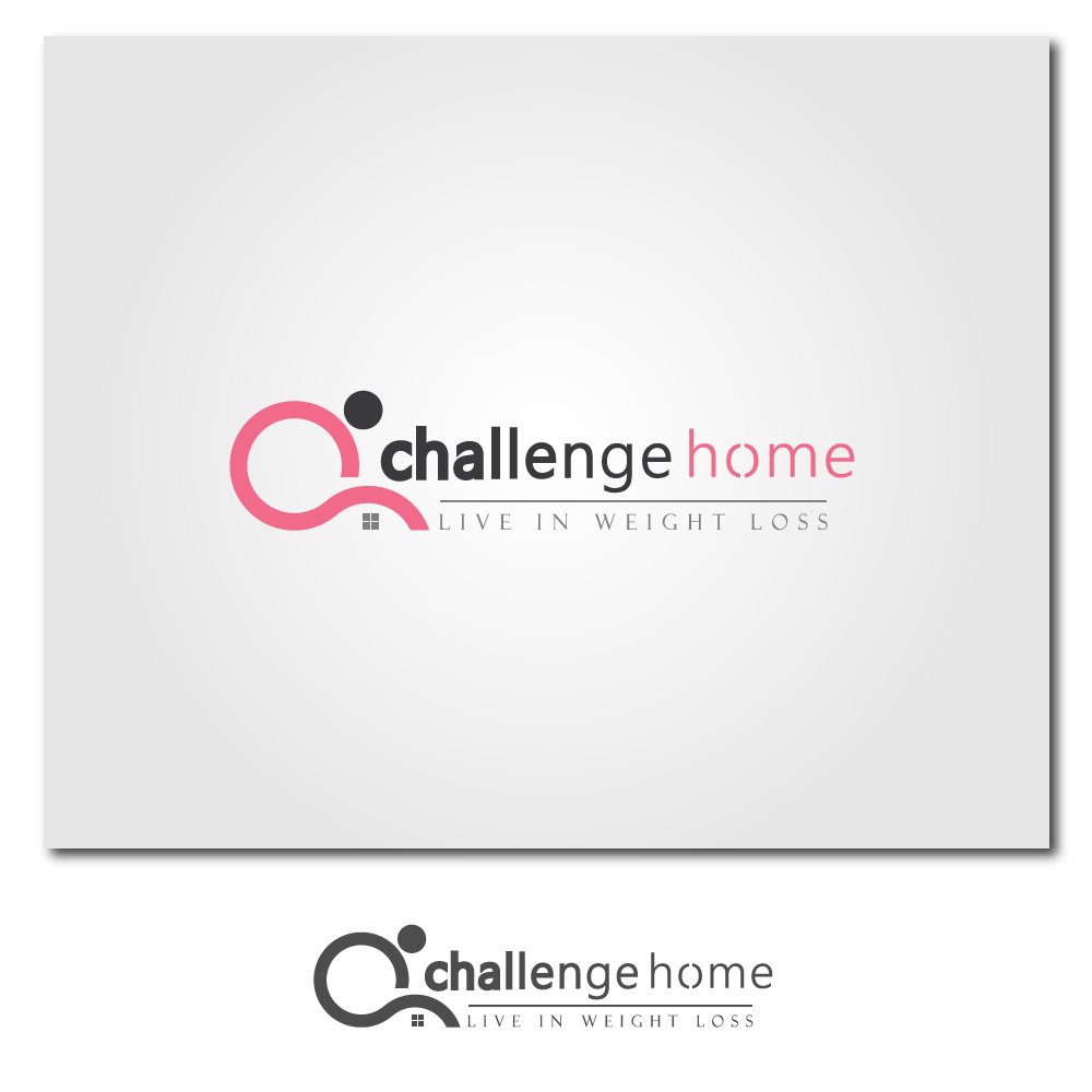 Logo Design by rockin - Entry No. 94 in the Logo Design Contest Unique Logo Design Wanted for Challenge Home.