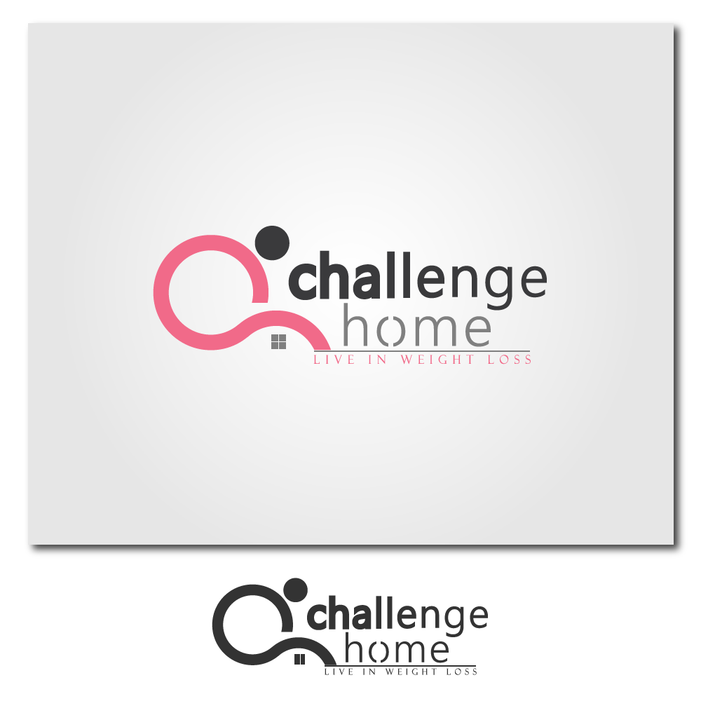 Logo Design by rockin - Entry No. 96 in the Logo Design Contest Unique Logo Design Wanted for Challenge Home.