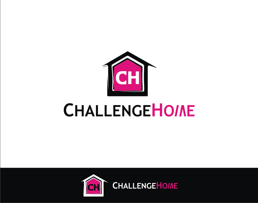 Logo Design by Armada Jamaluddin - Entry No. 98 in the Logo Design Contest Unique Logo Design Wanted for Challenge Home.