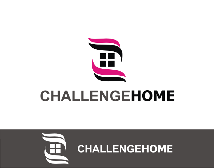 Logo Design by Armada Jamaluddin - Entry No. 99 in the Logo Design Contest Unique Logo Design Wanted for Challenge Home.