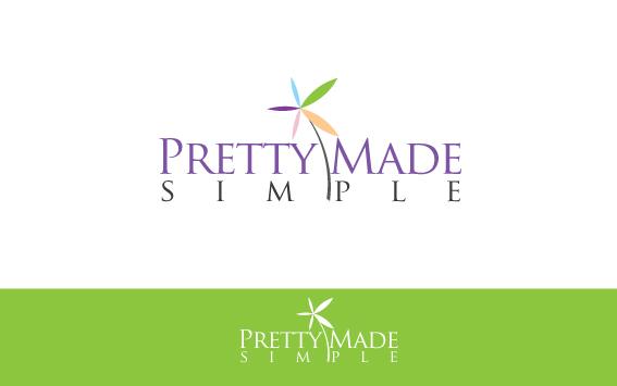 Logo Design by Private User - Entry No. 109 in the Logo Design Contest Pretty Made Simple Logo Design.