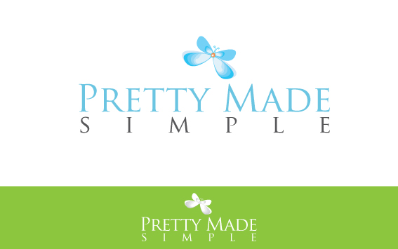 Logo Design by Private User - Entry No. 111 in the Logo Design Contest Pretty Made Simple Logo Design.