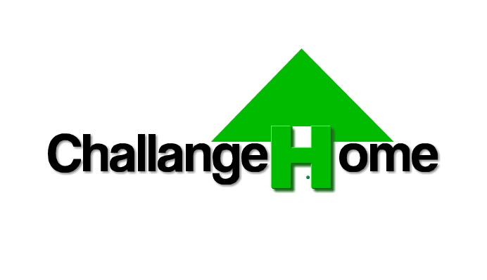 Logo Design by Ismail Adhi Wibowo - Entry No. 104 in the Logo Design Contest Unique Logo Design Wanted for Challenge Home.