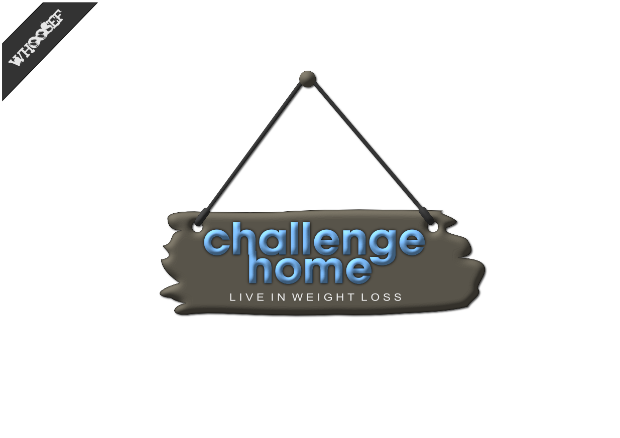 Logo Design by whoosef - Entry No. 105 in the Logo Design Contest Unique Logo Design Wanted for Challenge Home.