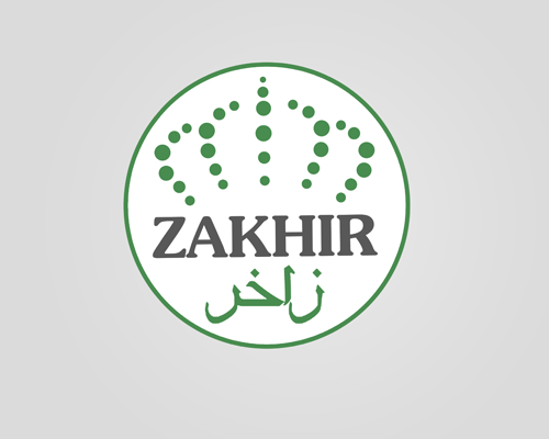 Logo Design by Private User - Entry No. 85 in the Logo Design Contest Zakhir Logo Design.