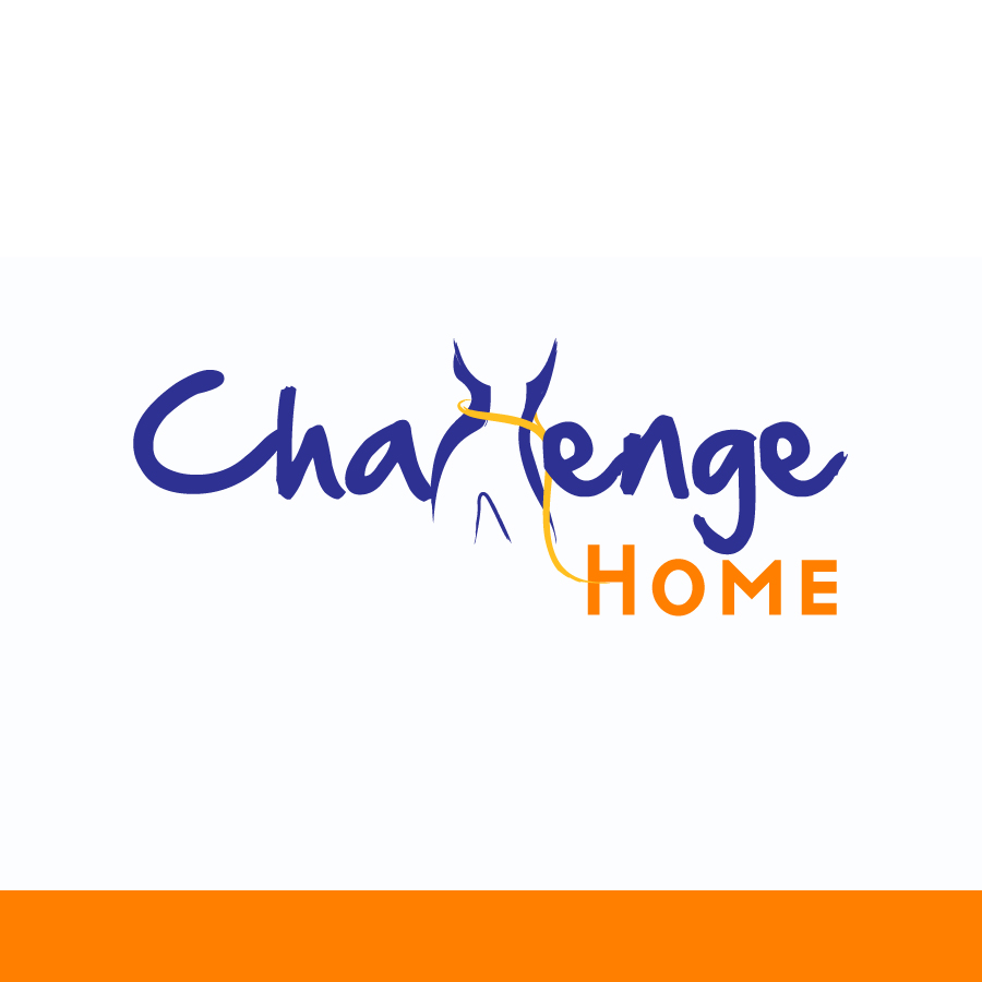 Logo Design by Edward Goodwin - Entry No. 108 in the Logo Design Contest Unique Logo Design Wanted for Challenge Home.