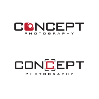 Logo Design by excitation - Entry No. 41 in the Logo Design Contest Concept Photography Inc..