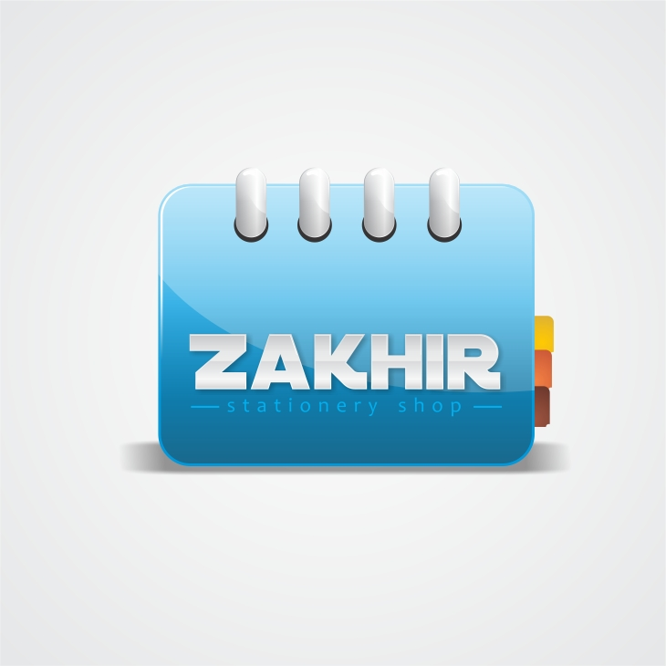 Logo Design by Sandeep Parab - Entry No. 88 in the Logo Design Contest Zakhir Logo Design.