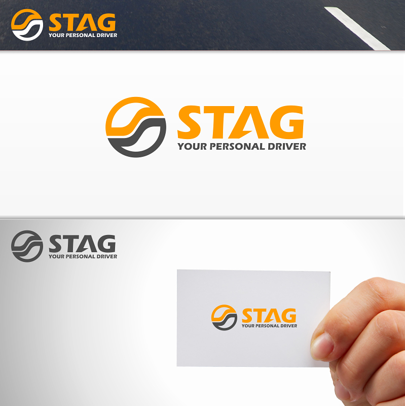 Logo Design by Private User - Entry No. 63 in the Logo Design Contest Unique Logo Design Wanted for Stag.