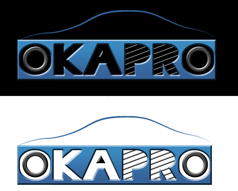 Logo Design by clericos88 - Entry No. 93 in the Logo Design Contest New Logo Design for Okapro  Automotive  Inc.