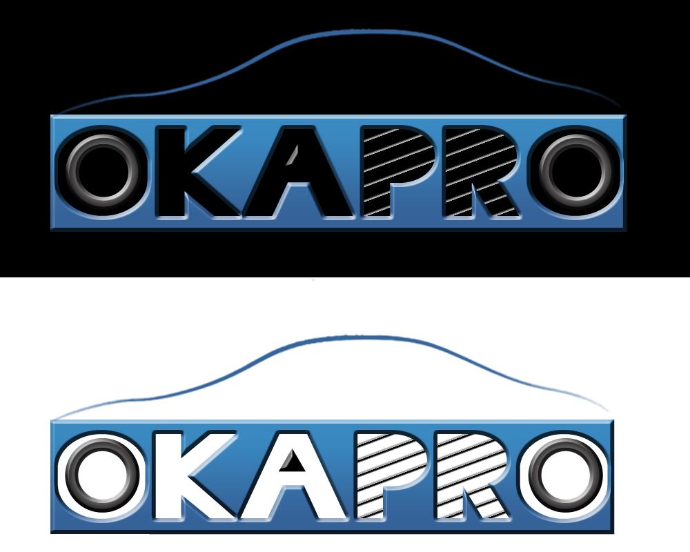 Logo Design by clericos88 - Entry No. 93 in the Logo Design Contest New Logo Design for Okapro  Automotive  Inc.
