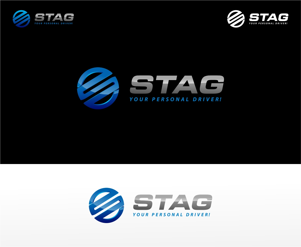 Logo Design by haidu - Entry No. 73 in the Logo Design Contest Unique Logo Design Wanted for Stag.