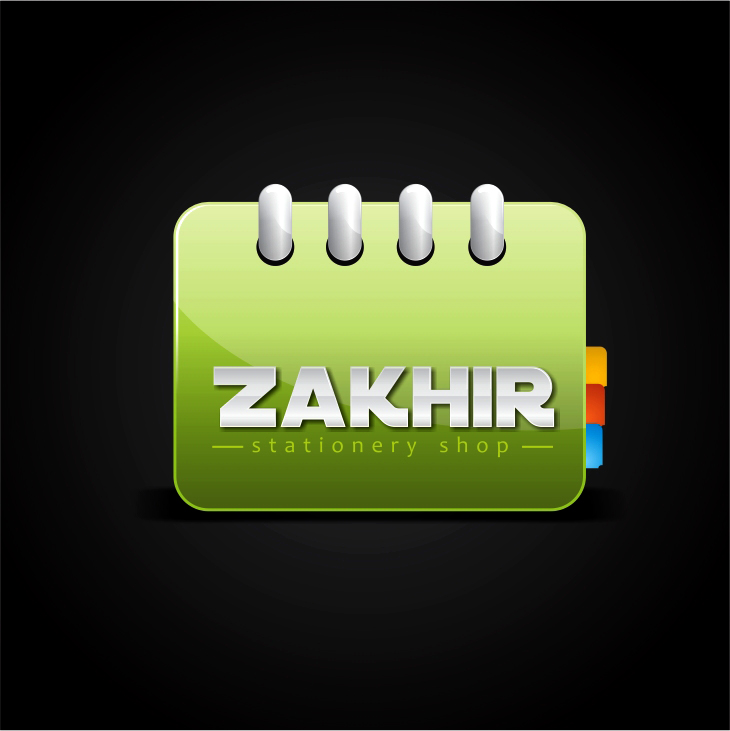 Logo Design by Sandeep Parab - Entry No. 93 in the Logo Design Contest Zakhir Logo Design.