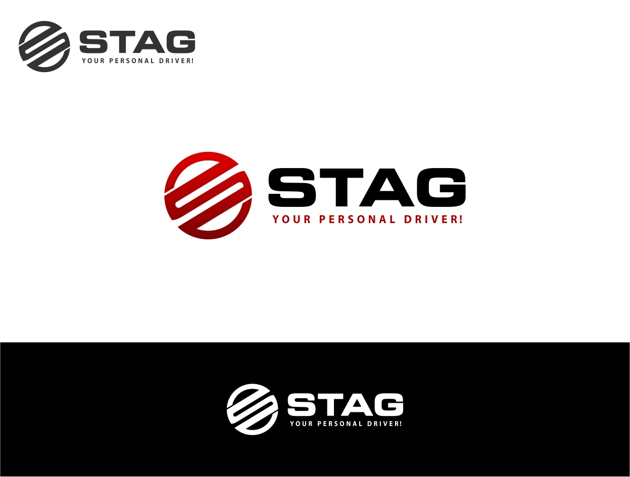 Logo Design by haidu - Entry No. 74 in the Logo Design Contest Unique Logo Design Wanted for Stag.