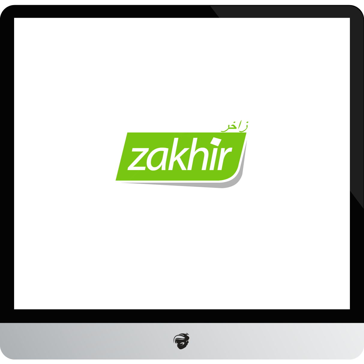 Logo Design by zesthar - Entry No. 96 in the Logo Design Contest Zakhir Logo Design.