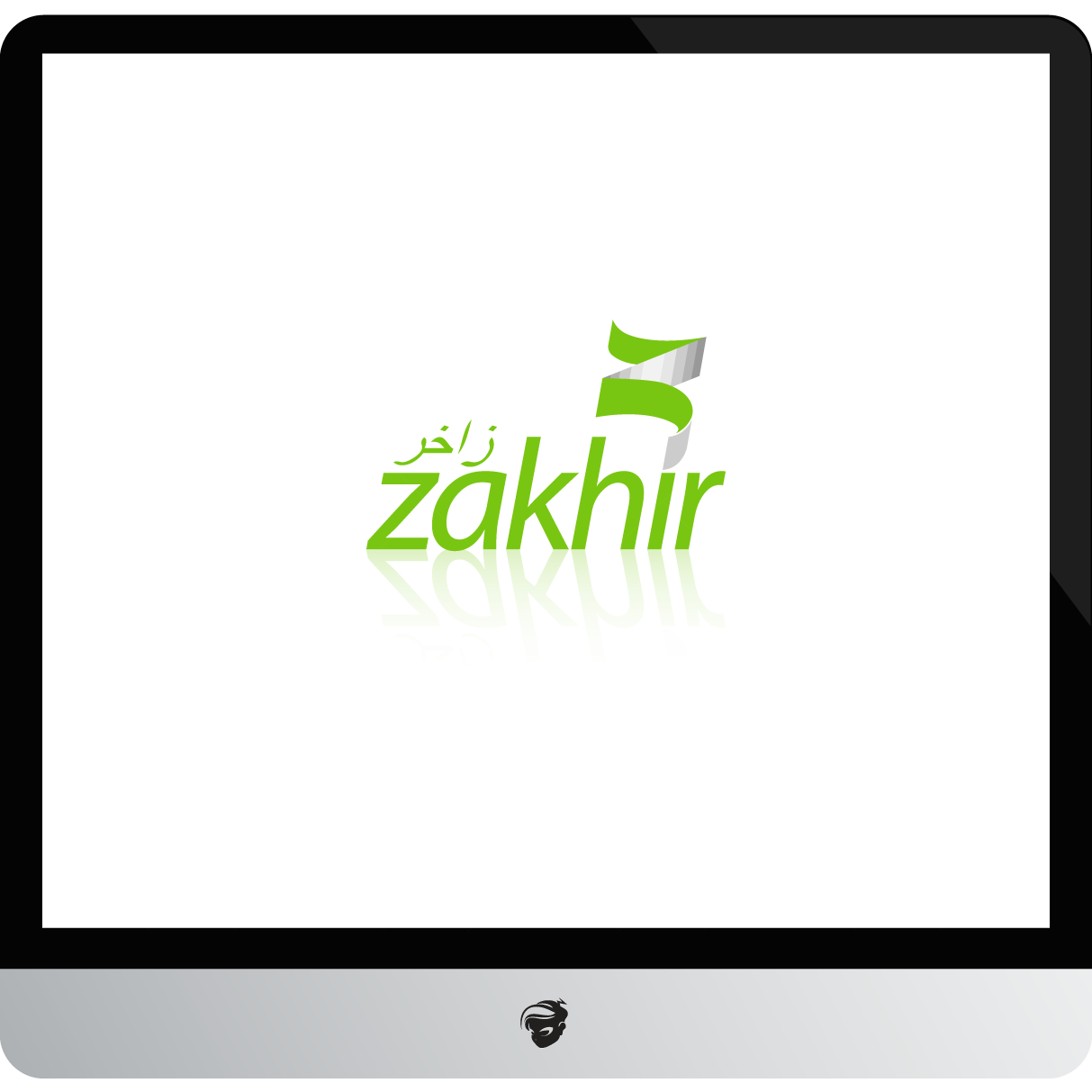 Logo Design by zesthar - Entry No. 97 in the Logo Design Contest Zakhir Logo Design.