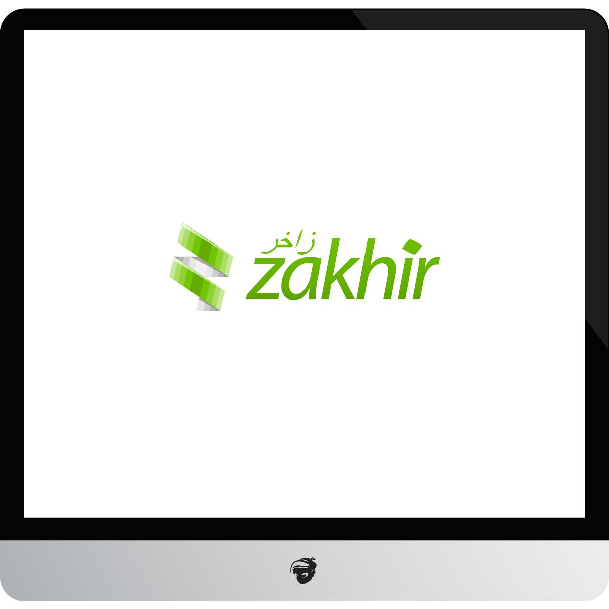 Logo Design by zesthar - Entry No. 99 in the Logo Design Contest Zakhir Logo Design.