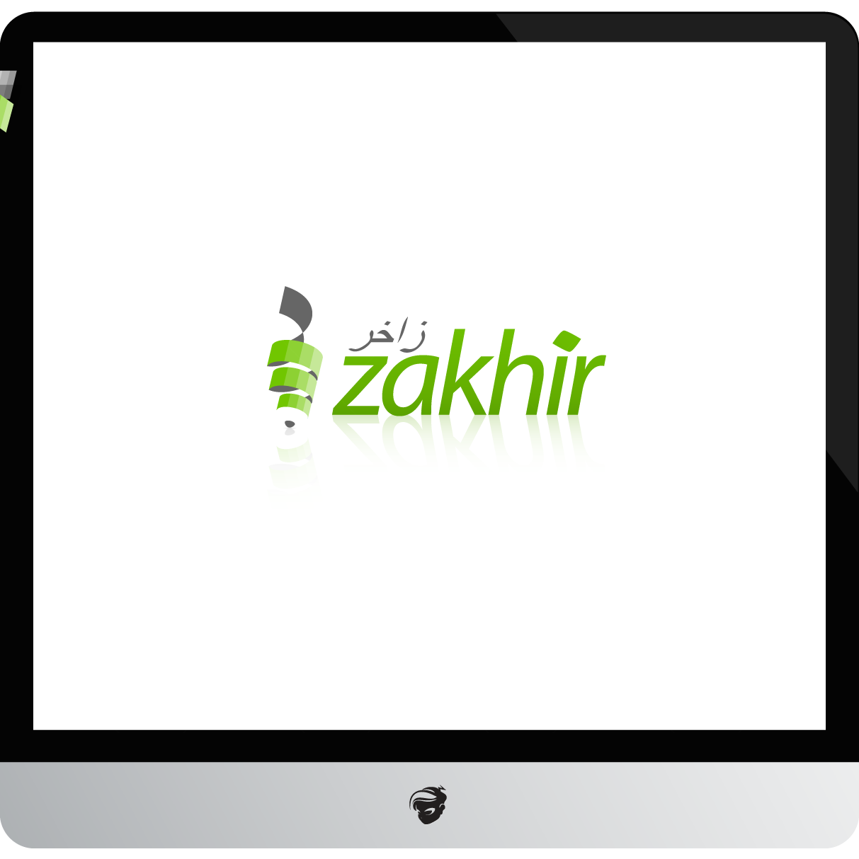 Logo Design by zesthar - Entry No. 101 in the Logo Design Contest Zakhir Logo Design.