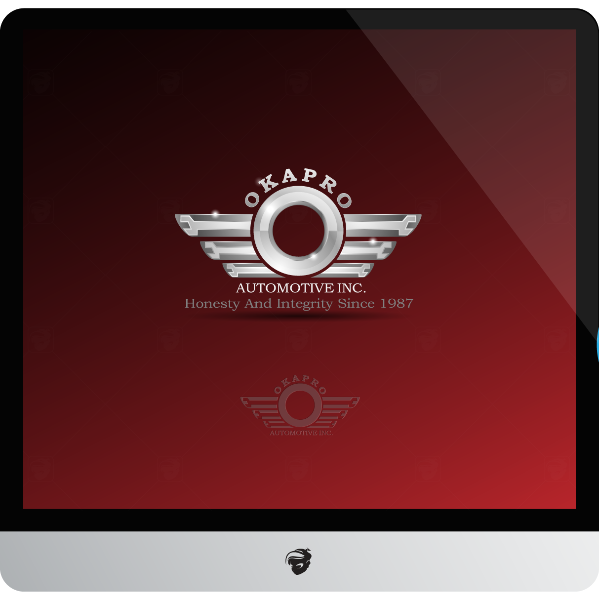 Logo Design by zesthar - Entry No. 95 in the Logo Design Contest New Logo Design for Okapro  Automotive  Inc.