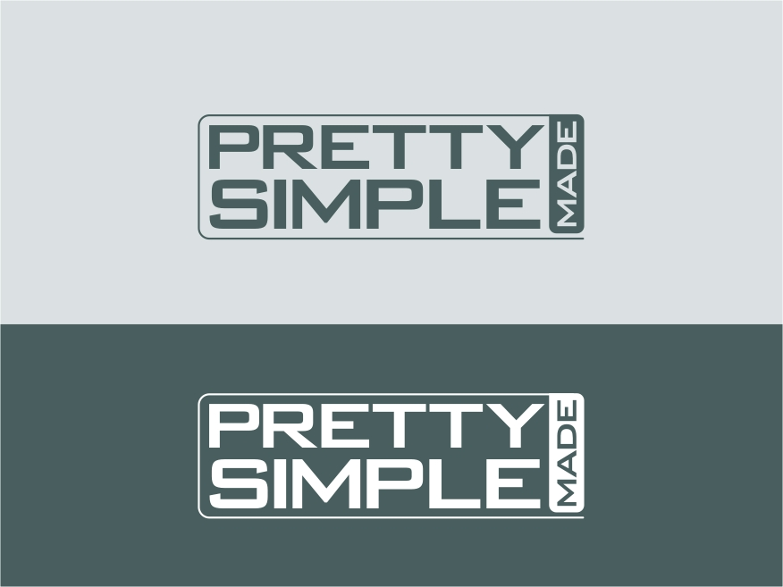 Logo Design by RED HORSE design studio - Entry No. 121 in the Logo Design Contest Pretty Made Simple Logo Design.