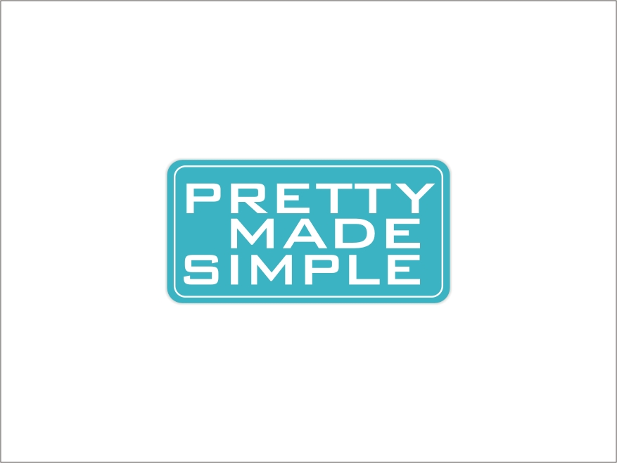 Logo Design by RED HORSE design studio - Entry No. 122 in the Logo Design Contest Pretty Made Simple Logo Design.
