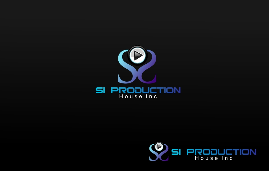 Logo Design by Private User - Entry No. 24 in the Logo Design Contest Si Production House Inc Logo Design.