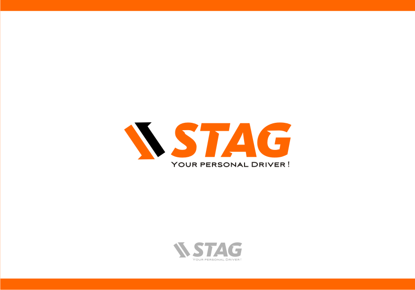Logo Design by Muhammad Nasrul chasib - Entry No. 79 in the Logo Design Contest Unique Logo Design Wanted for Stag.