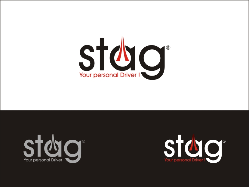 Logo Design by RED HORSE design studio - Entry No. 82 in the Logo Design Contest Unique Logo Design Wanted for Stag.