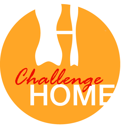 Logo Design by Martine Roy - Entry No. 120 in the Logo Design Contest Unique Logo Design Wanted for Challenge Home.