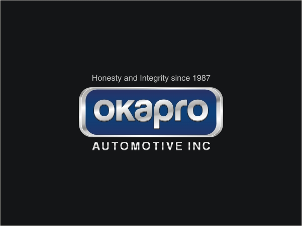 Logo Design by RED HORSE design studio - Entry No. 99 in the Logo Design Contest New Logo Design for Okapro  Automotive  Inc.