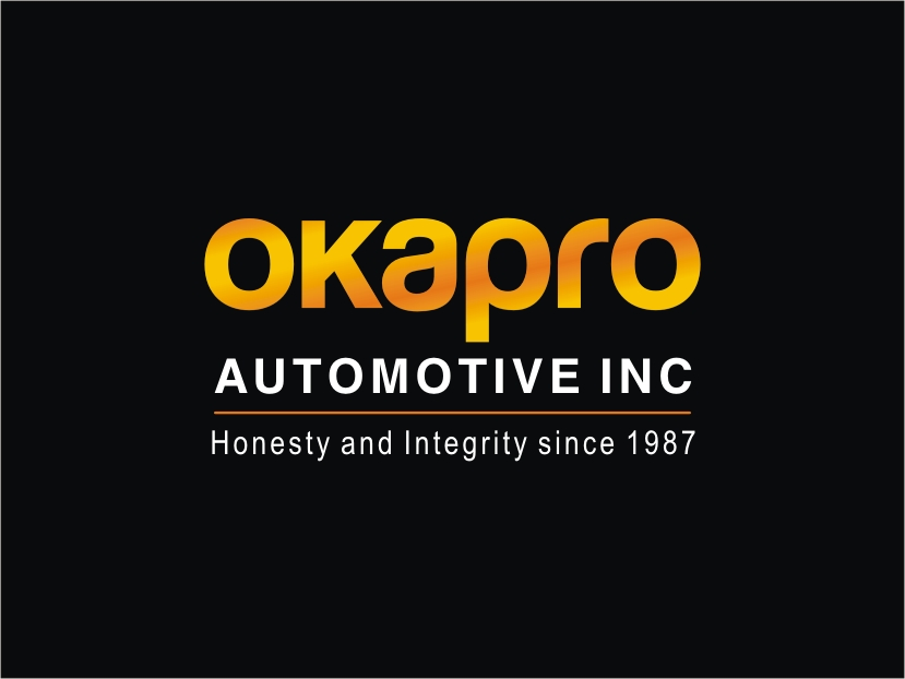 Logo Design by RED HORSE design studio - Entry No. 100 in the Logo Design Contest New Logo Design for Okapro  Automotive  Inc.