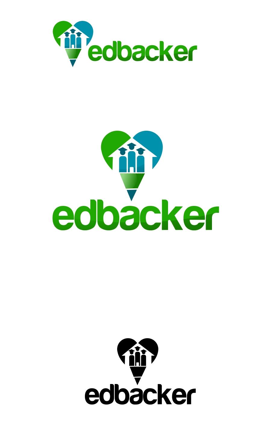 Logo Design by Private User - Entry No. 104 in the Logo Design Contest New Logo Design for edbacker.