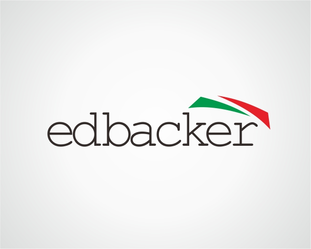 Logo Design by ronny - Entry No. 109 in the Logo Design Contest New Logo Design for edbacker.