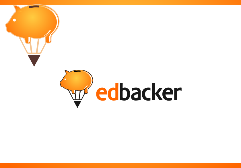 Logo Design by graphicleaf - Entry No. 111 in the Logo Design Contest New Logo Design for edbacker.