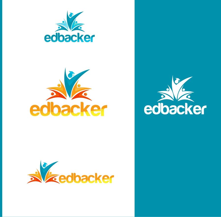 Logo Design by Private User - Entry No. 113 in the Logo Design Contest New Logo Design for edbacker.