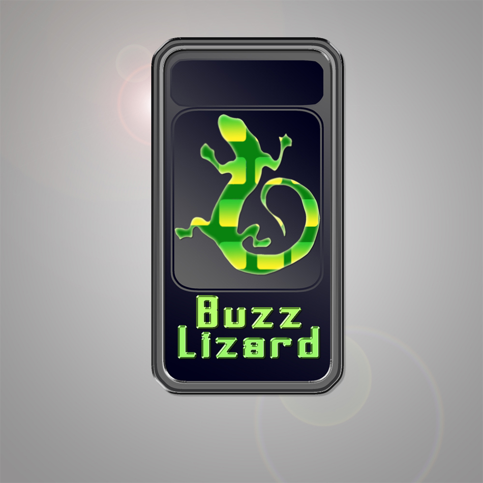Logo Design by lapakera - Entry No. 89 in the Logo Design Contest Buzz Lizard.