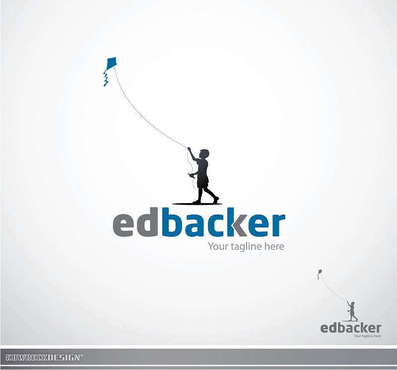 Logo Design by kowreck - Entry No. 114 in the Logo Design Contest New Logo Design for edbacker.