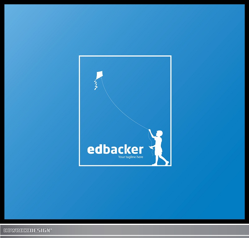 Logo Design by kowreck - Entry No. 115 in the Logo Design Contest New Logo Design for edbacker.