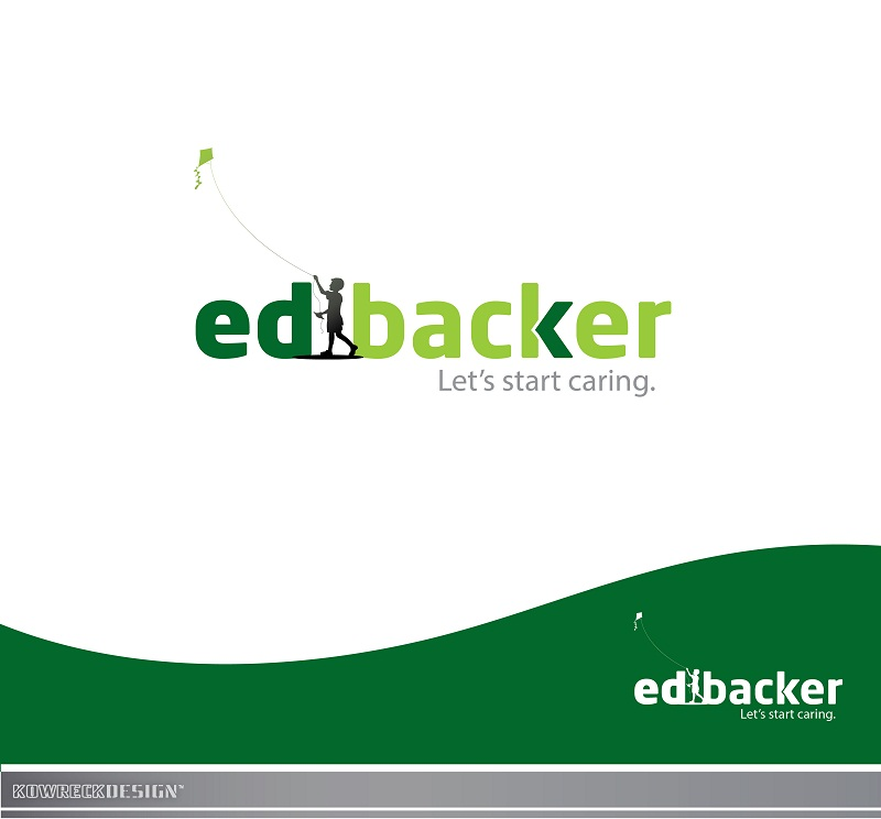 Logo Design by kowreck - Entry No. 118 in the Logo Design Contest New Logo Design for edbacker.