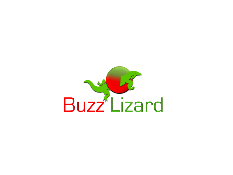 Logo Design by openartposter - Entry No. 90 in the Logo Design Contest Buzz Lizard.